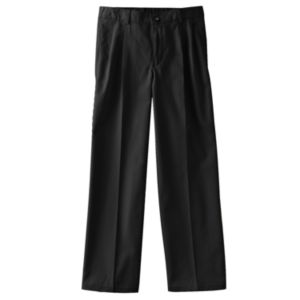 Boys 8-20 Husky Chaps Pleated-Front Twill Pants