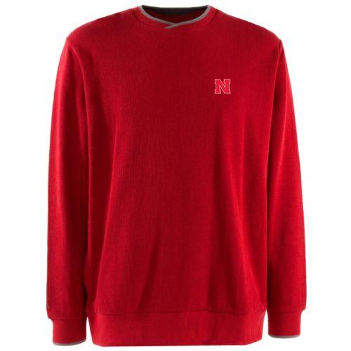 Nebraska Cornhuskers Executive Crewneck Sweater - Men