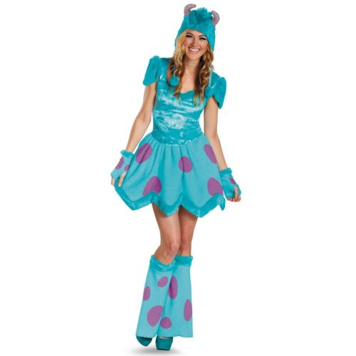 Disney / Pixar Monsters University Sulley Costume - Adult