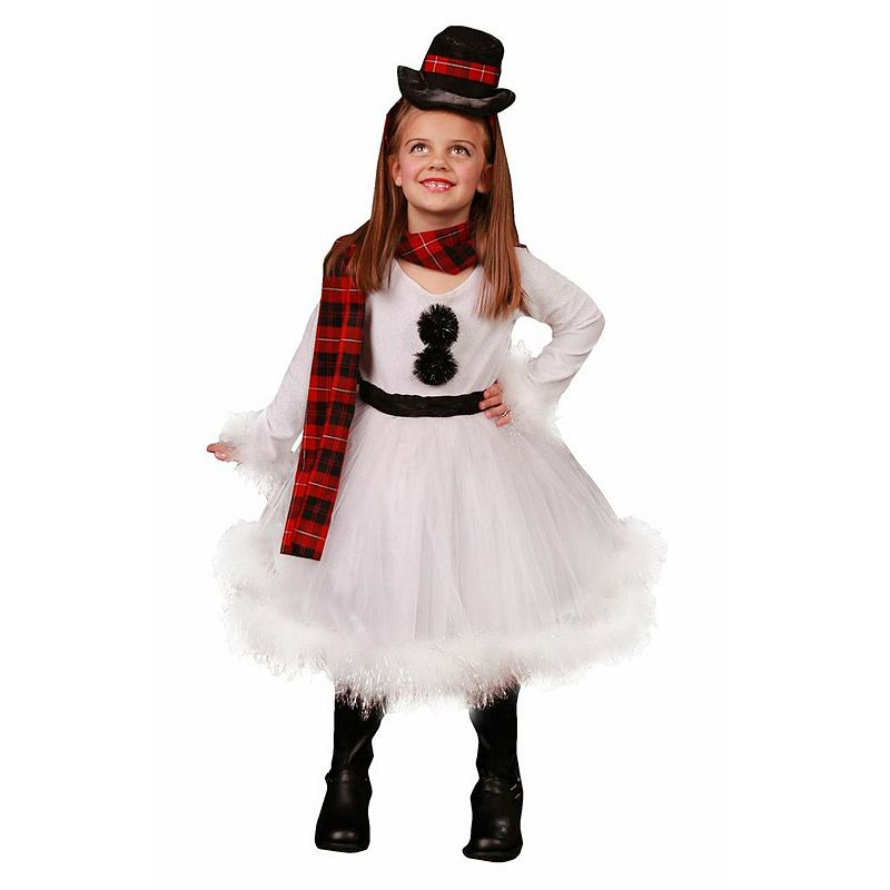 Athena Costume For Kids Snowman Costume Dress Kids
