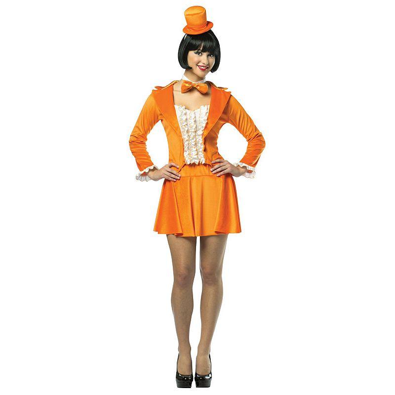 Halloween Costumes | Halloween Dumb and Dumber Lloyd Christmas Tuxedo Dress Costume - Adult (Multicolor)
