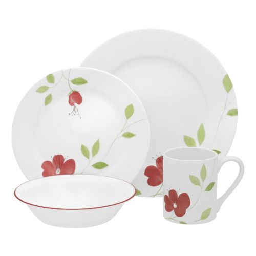 Corelle Garden Paradise 16-pc. Dinnerware Set