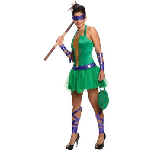 Teenage Mutant Ninja Turtles Donatello Costume - Adult