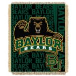 Baylor Bears Jacquard Throw Blanket by Northwest