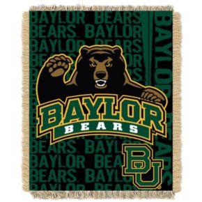 Baylor Bears Jacquard Throw Blanket by Northwest