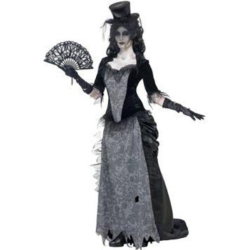 Ghost Town Black Widow Costume - Adult