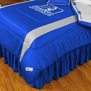 Duke Blue Devils Sidelines Comforter - Queen