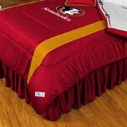 Florida State Seminoles Sidelines Comforter - Queen
