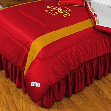 Iowa State Cyclones Sidelines Comforter - Queen