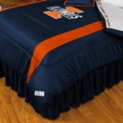 Illinois Fighting Illini Sidelines Comforter - Queen