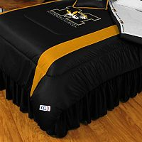 Missouri Tigers Sidelines Comforter - Queen