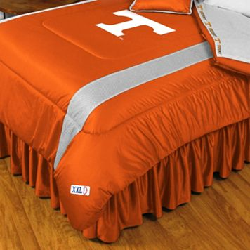 Tennessee Volunteers Sidelines Comforter - Queen