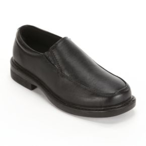 French Toast Matt Boys' Slip-On Uniform Shoes