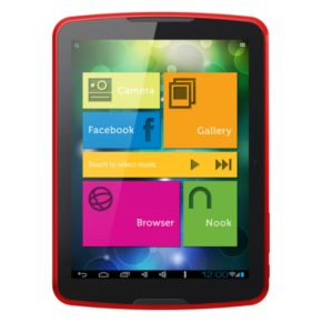 Polaroid S8 Google-Certified 8-in. Android Tablet