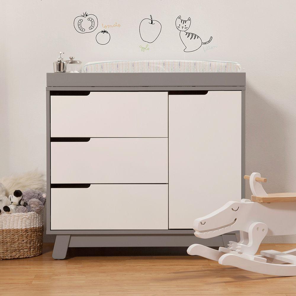 hudson drawer changer dresser - babyletto hudson drawer changer dresser