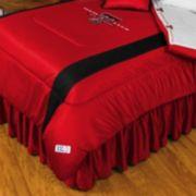 Texas Tech Red Raiders Sidelines Comforter - Queen