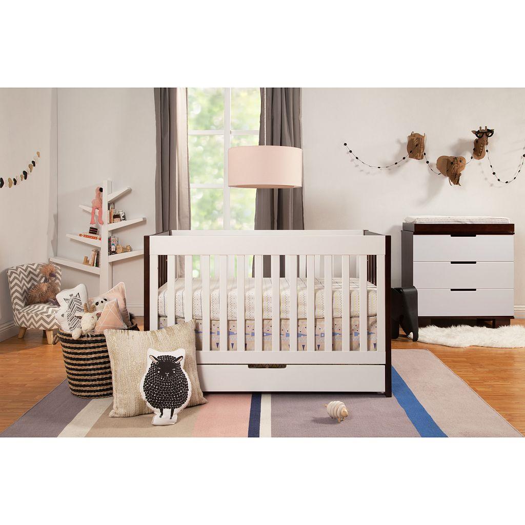 Babyletto Mercer 3-in-1 Convertible Crib