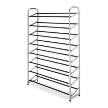 Whitmor 8-Tier Standing Shoe Rack