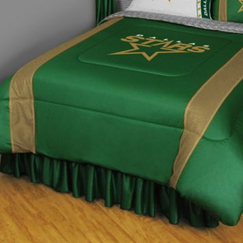 Dallas Stars Sidelines Comforter - Queen