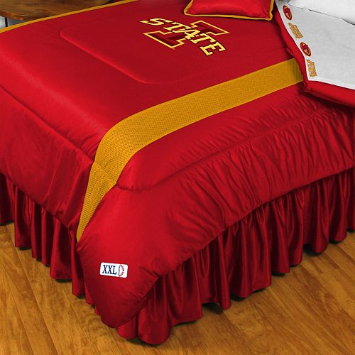 Iowa State Cyclones Sidelines Comforter - Twin