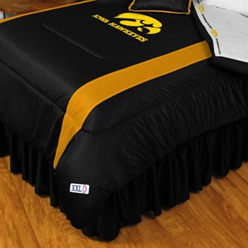 Iowa Hawkeyes Sidelines Comforter - Twin