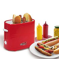 Elite Cuisine Hot Dog Toaster