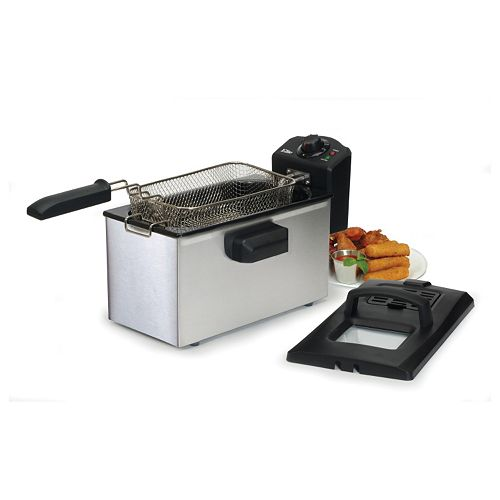 Elite Gourmet 3.5-qt. Immersion Deep Fryer