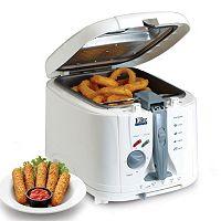 Elite Cuisine 8 cupCool Touch Deep Fryer