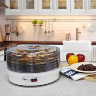 Elite Gourmet 5-Tray Rotating Food Dehydrator