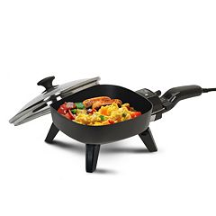 Elite Cuisine 7-in. Electric Skillet