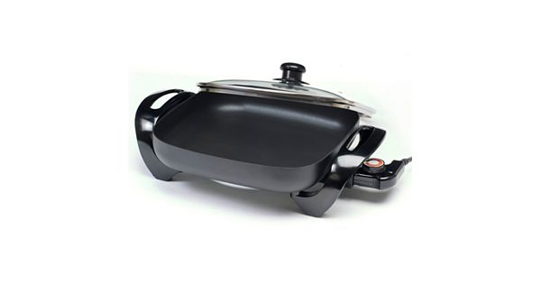 Elite Gourmet 12 In Electric Skillet