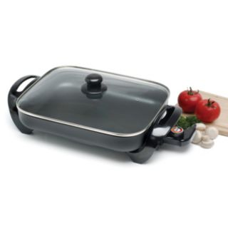 Elite Gourmet 15-in. Electric Skillet
