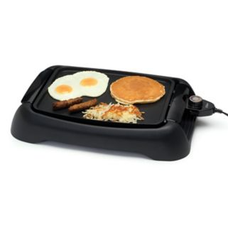 Elite Cuisine 13-in. Countertop Griddle