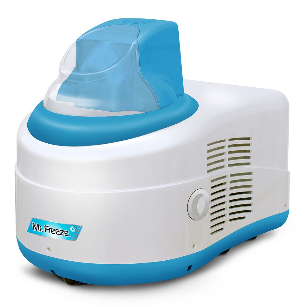 Mr. Freeze 1.5-qt. Ice Cream Maker with Compressor