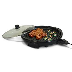 Elite Gourmet 14-in. Indoor Electric Grill