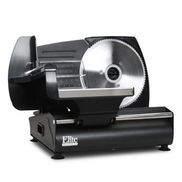 Elite Platinum Electric Food & Meat Slicer