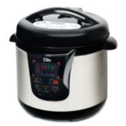 Elite Platinum 8-qt. Stainless Steel Electric Pressure Cooker