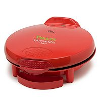 Elite Cuisine 11-in. Quesadilla Maker