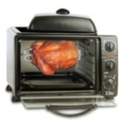 Elite Platinum Toaster Oven & Griddle