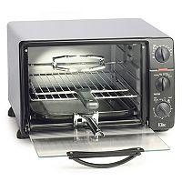 Elite Cuisine Toaster Oven Broiler