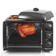 Elite Cuisine Toaster Oven & Griddle