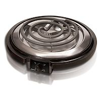 Elite Cuisine Coiled Electric Burner