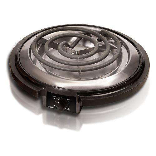 Elite Cuisine Coiled Electric Burner