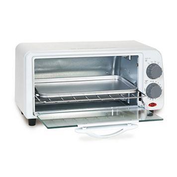 Elite Gourmet 6-Slice Toaster Oven Broiler
