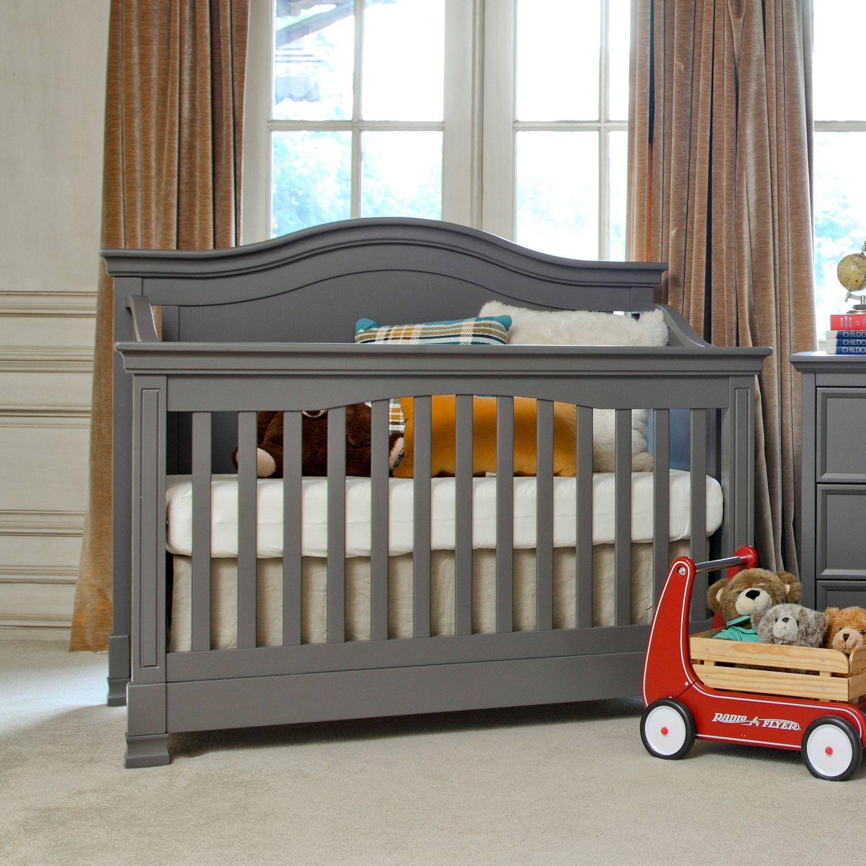 Million Dollar Baby Classic Louis 4 In 1 Convertible Crib