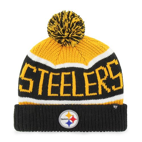 Pittsburgh Steelers Knit Cap - Men 35d85948a322