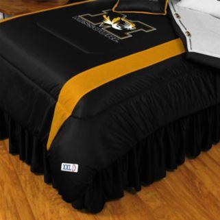 Missouri Tigers Sidelines Comforter - Twin