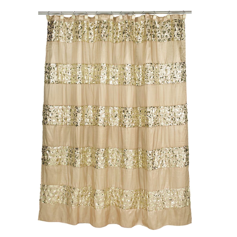 Perfect Sinatra Fabric Shower Curtain