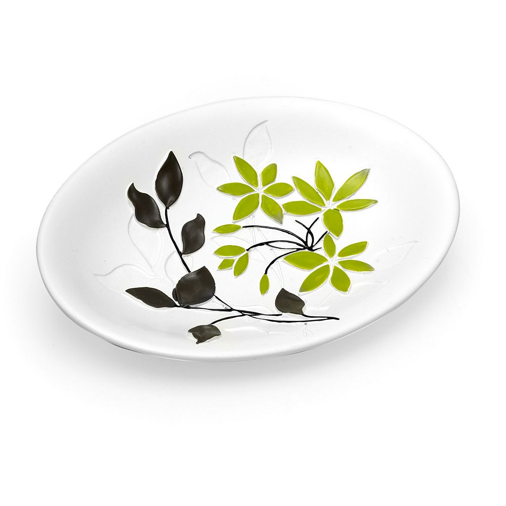 Mayan Leaf Soap Dish