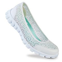 Skechers EZ Flex 2 Sweetpea Women's Skimmer Shoes